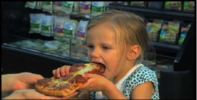 פיצה שמנה וולמארט