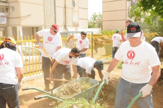 מה המטרה האמיתית של התנדבות עובדים?