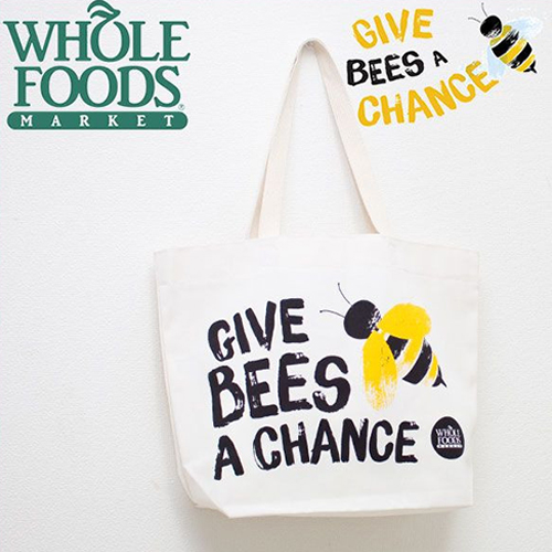 WHOLE FOODS BEES
