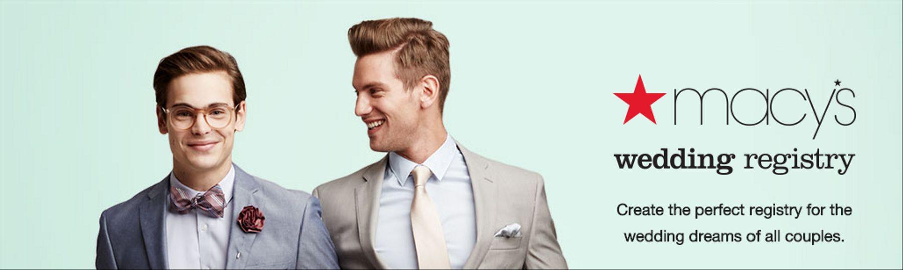 פרסומת לרשימת מתנות חתונה במייסיס