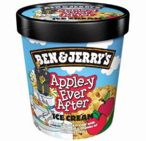 גלידת תפוחים בן אנד ג'ריז - תמיכה בשוויון נישואים