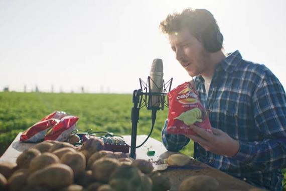 איך נשמעת רגישות חברתית בפרסומת של תפוצ'יפס