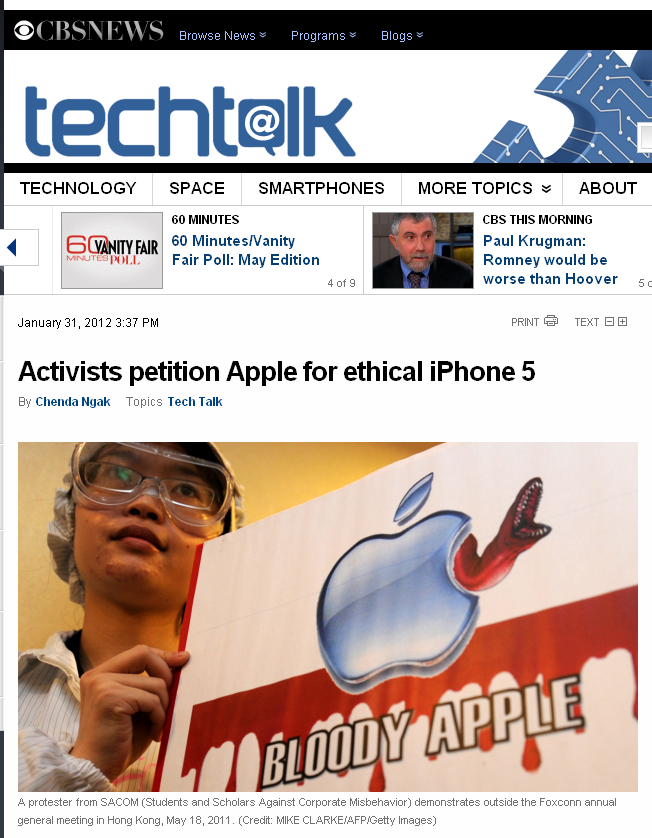http://www.cbsnews.com/8301-501465_162-57369126-501465/activists-petition-apple-for-ethical-iphone-5/